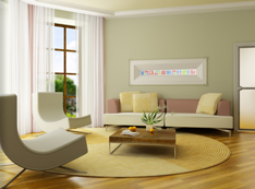 Reigate Mortgage Solutions Modern Living Room